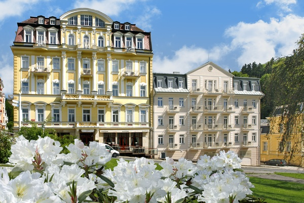 Danubius Health Spa Resort Hvězda-Imperial****superior
