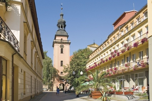 Polen - Bad Warmbrunn (Cieplice